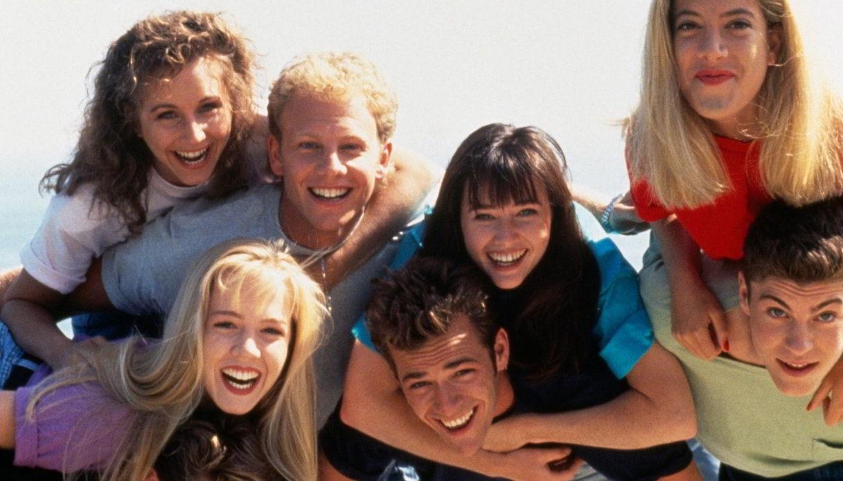 Beverly Hills 90210 torna in TV