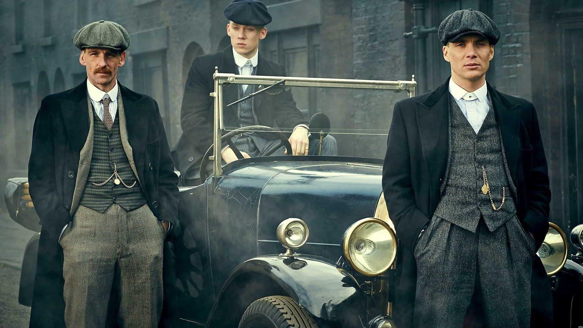 Peaky Blinders, le prime immagini della quinta stagione