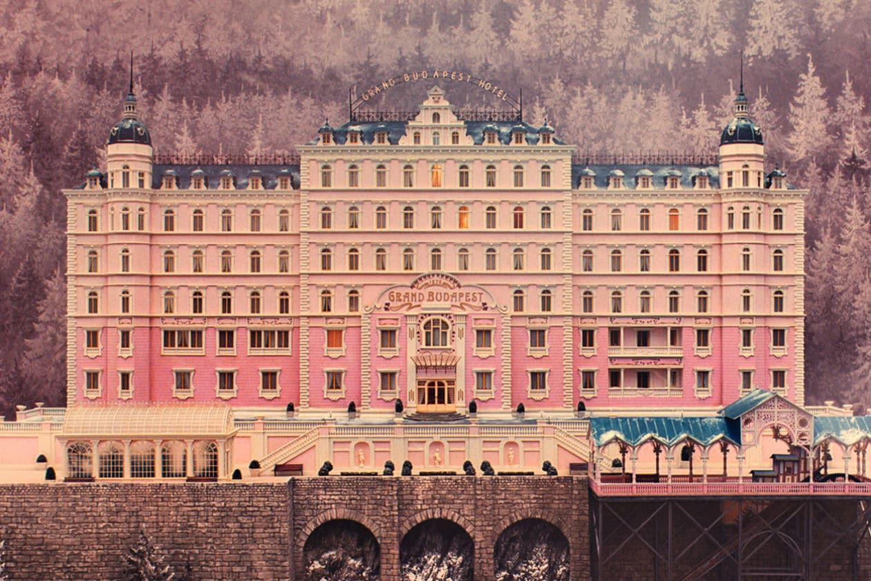Grand Budapest Hotel, una favola noir