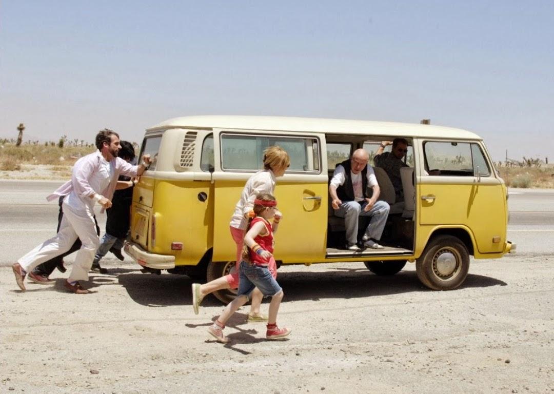 La teoria della felicità in Little Miss Sunshine