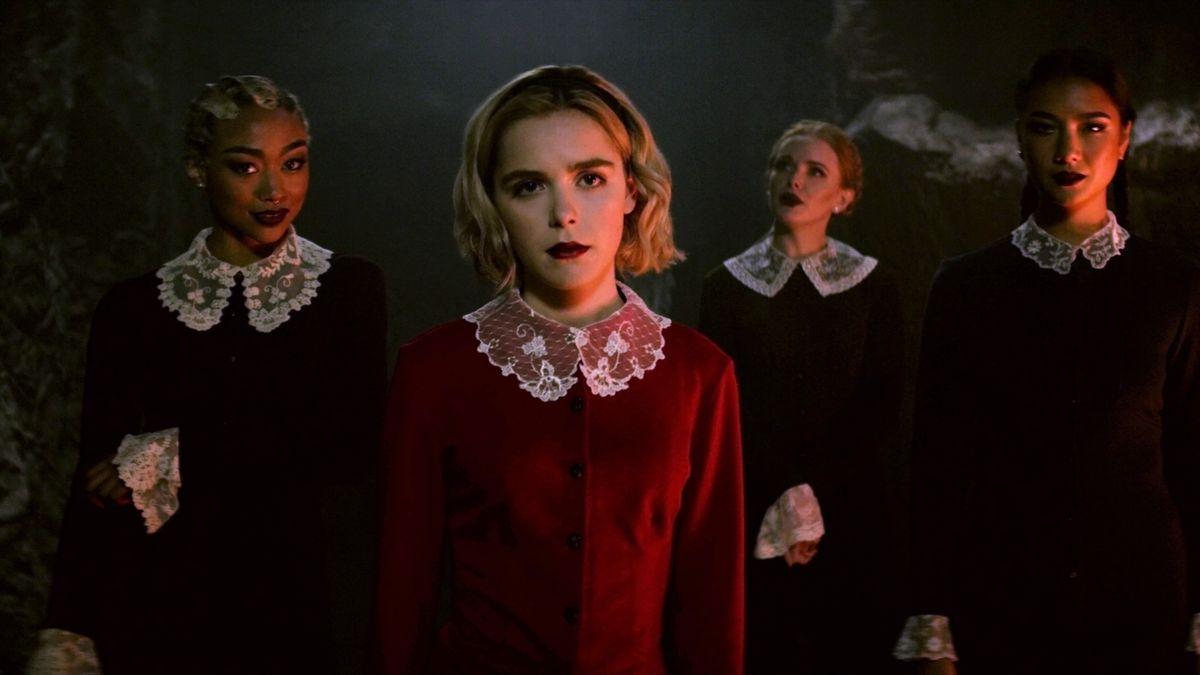 Le terrificanti avventure di Sabrina, la serie Netflix