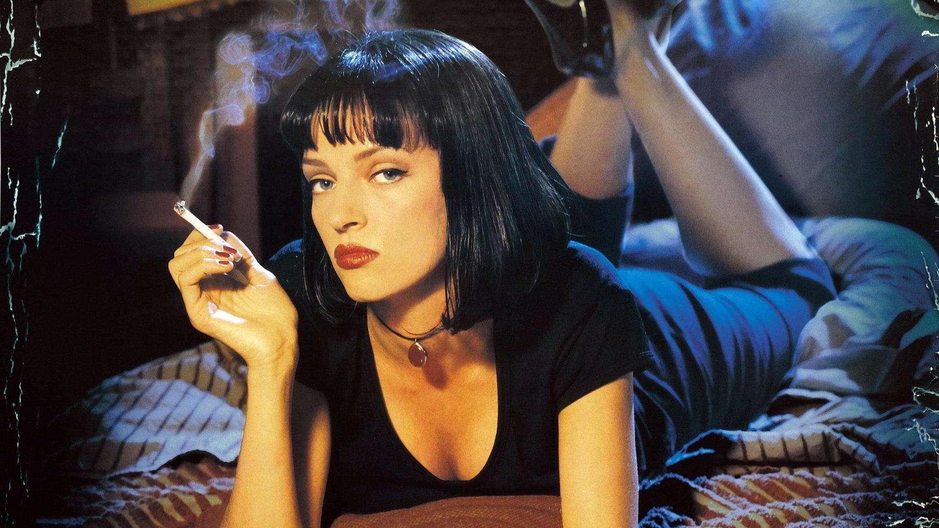 Mia Wallace, la femme fatale di Pulp Fiction