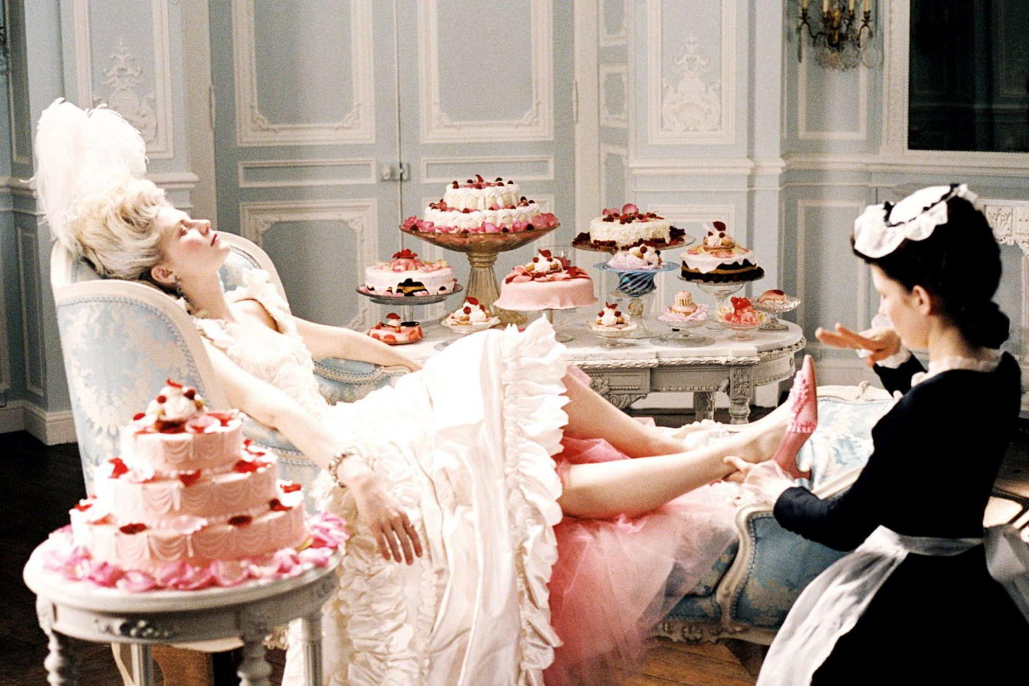 Marie Antoinette, punk rock a Versailles