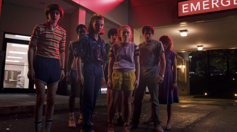 Stranger Things 3: le prime immagini e il trailer