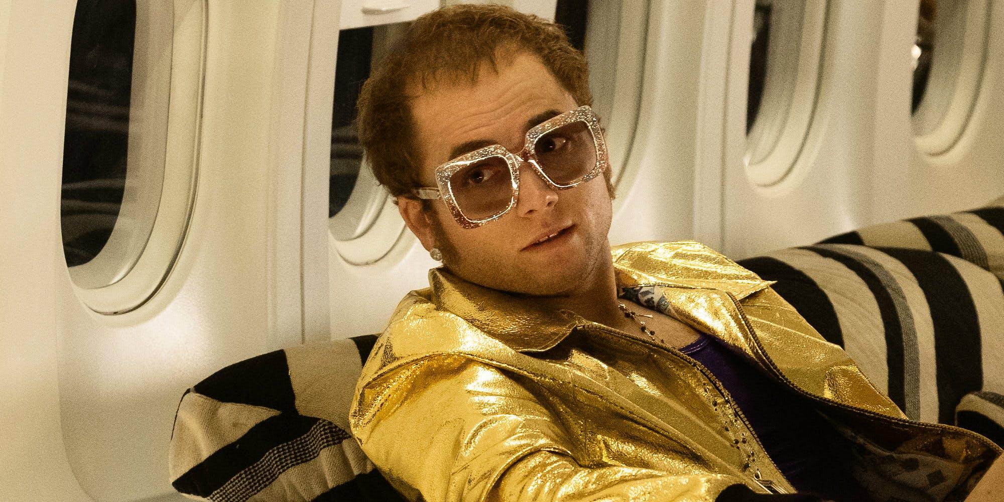 Rocketman, il biopic su Elton John
