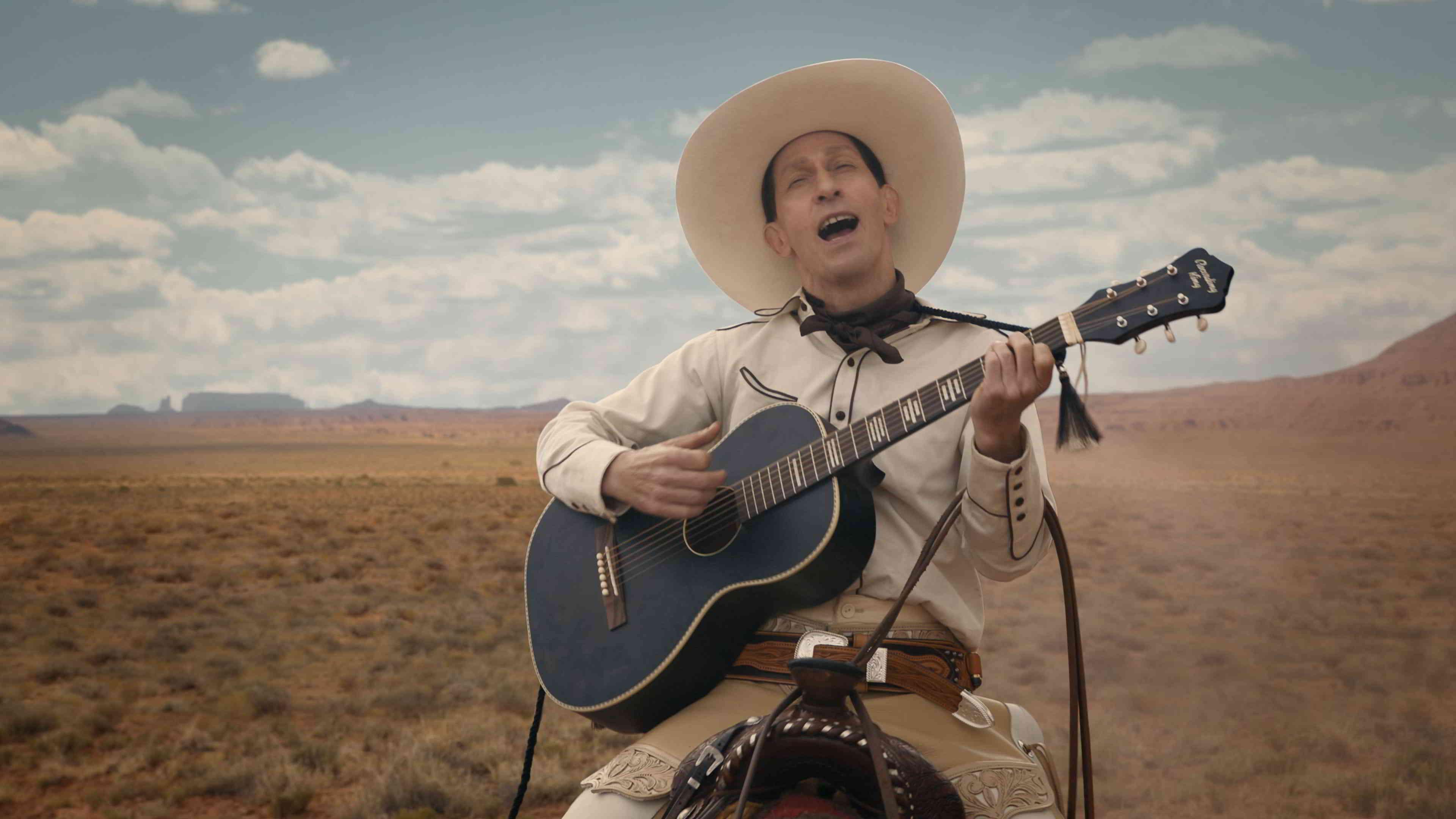 La Ballata di Buster Scruggs, rivisitazione del western
