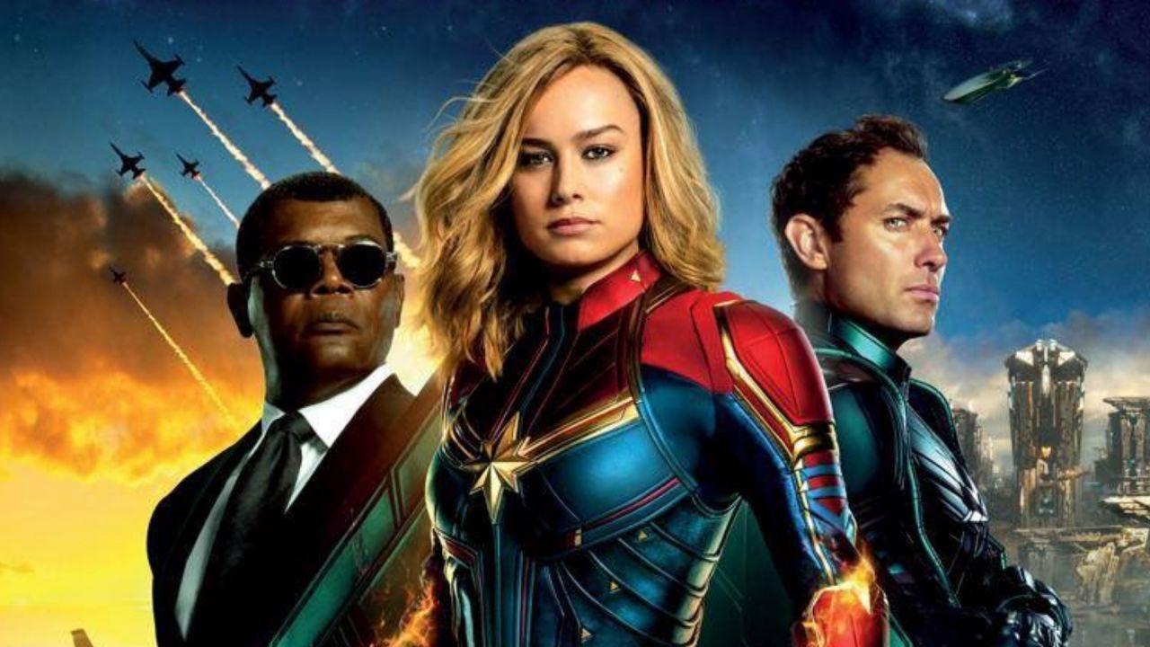 Captain Marvel, super eroismo al femminile
