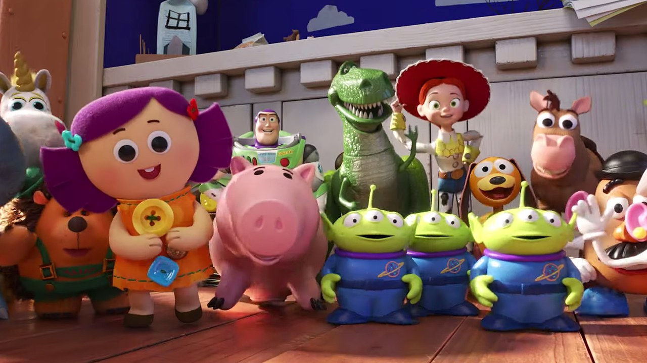 Toy Story 4, una prima occhiata all'atteso sequel