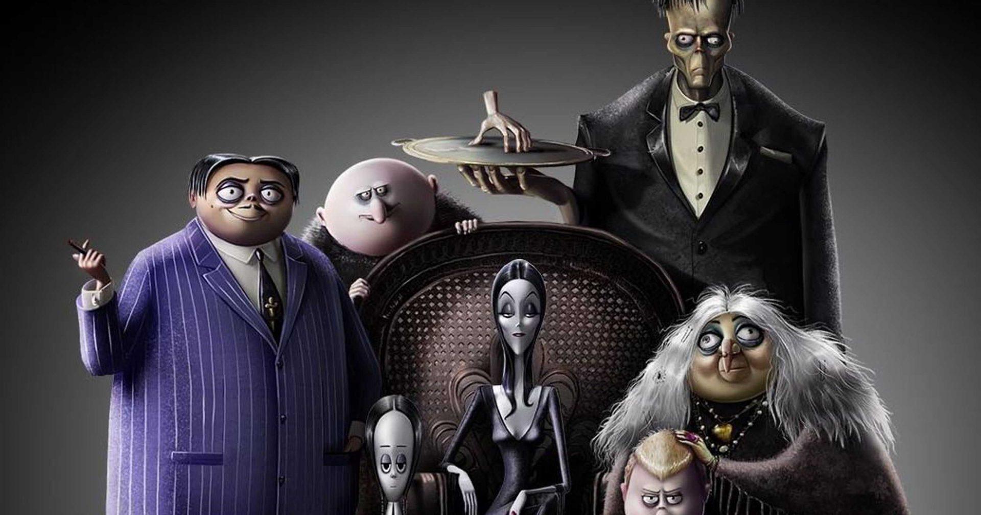 La Famiglia Addams, in arrivo un film d'animazione
