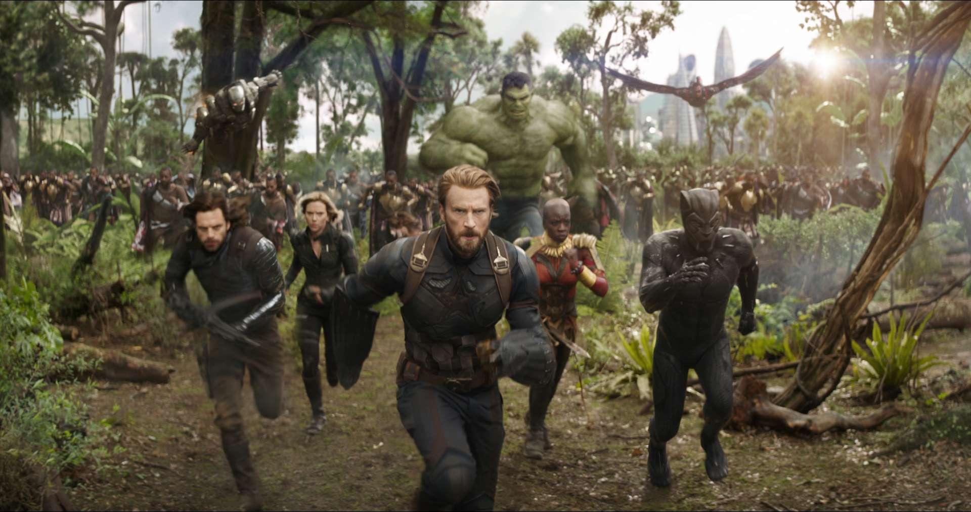 Avengers: Endgame, le prevendite vendute a 5.000 dollari