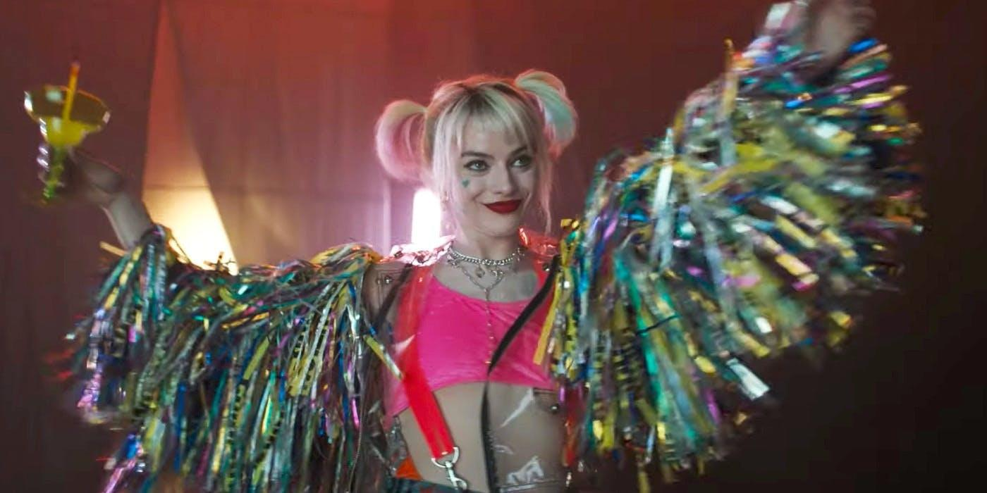 Birds of Prey, le nuove foto sul set di Harley Quinn in fuga