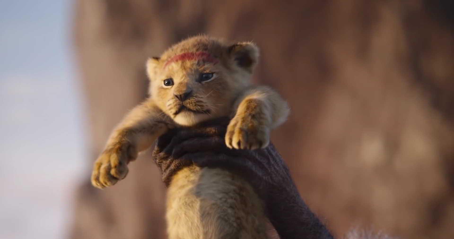Il Re Leone, pubblicato il nuovo spettacolare trailer