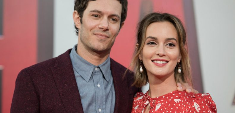 Leighton Meester e Adam Brody insieme sul red carpet