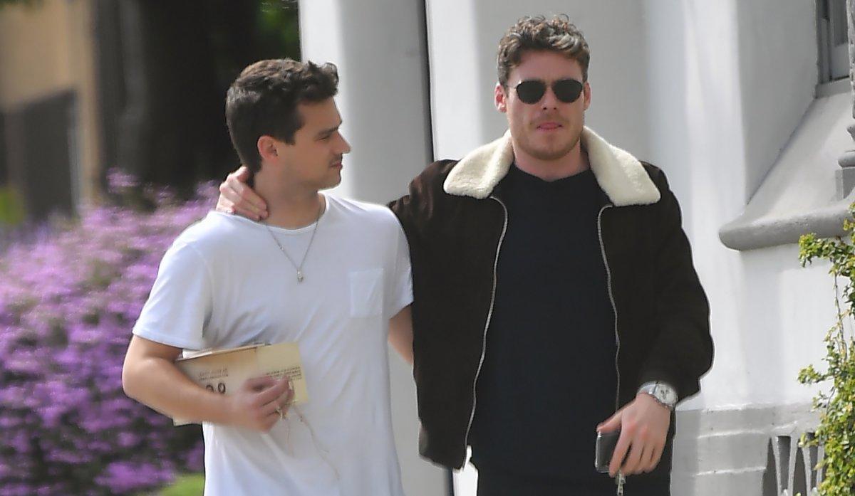 Richard Madden e Brandon Flynn, coinquilini a Los Angeles