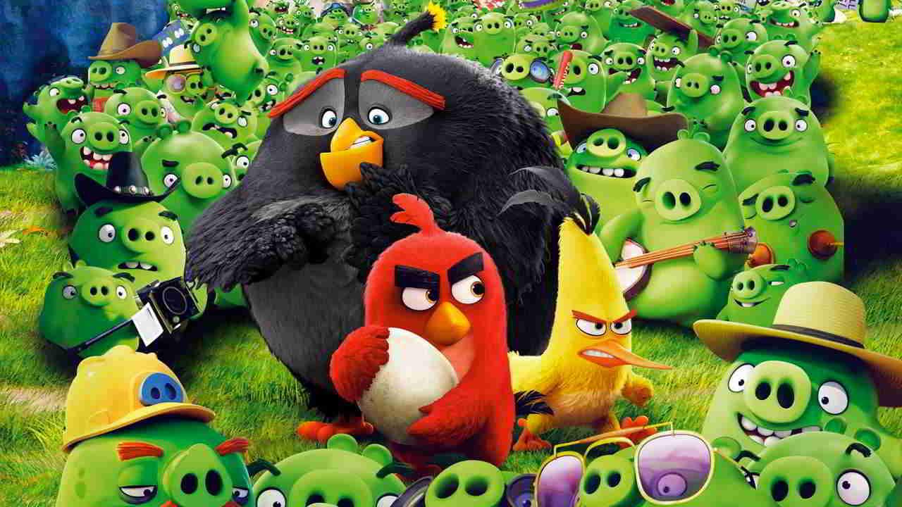 Anche Angry Birds 2 sfila al Festival di Cannes