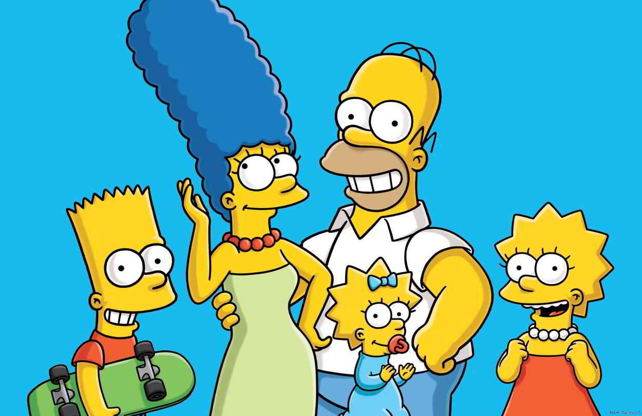 Le curiosità sulla famiglia Simpson