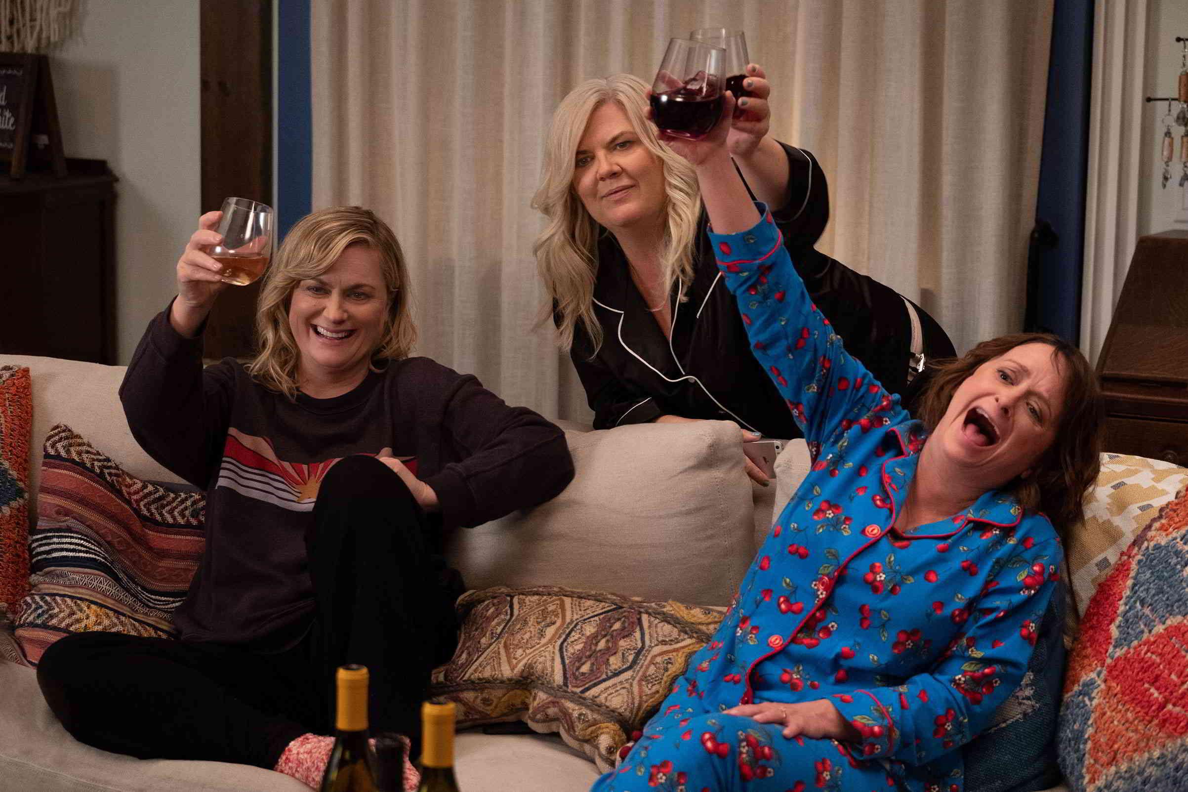 Wine Country, amicizie e risate nel nuovo film Netflix
