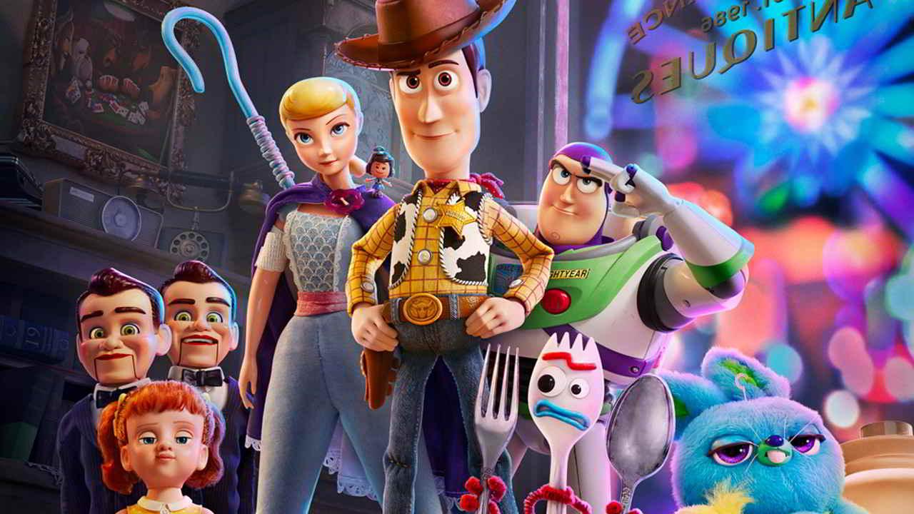 Toy Story 4 debutta negli USA con cifre da record