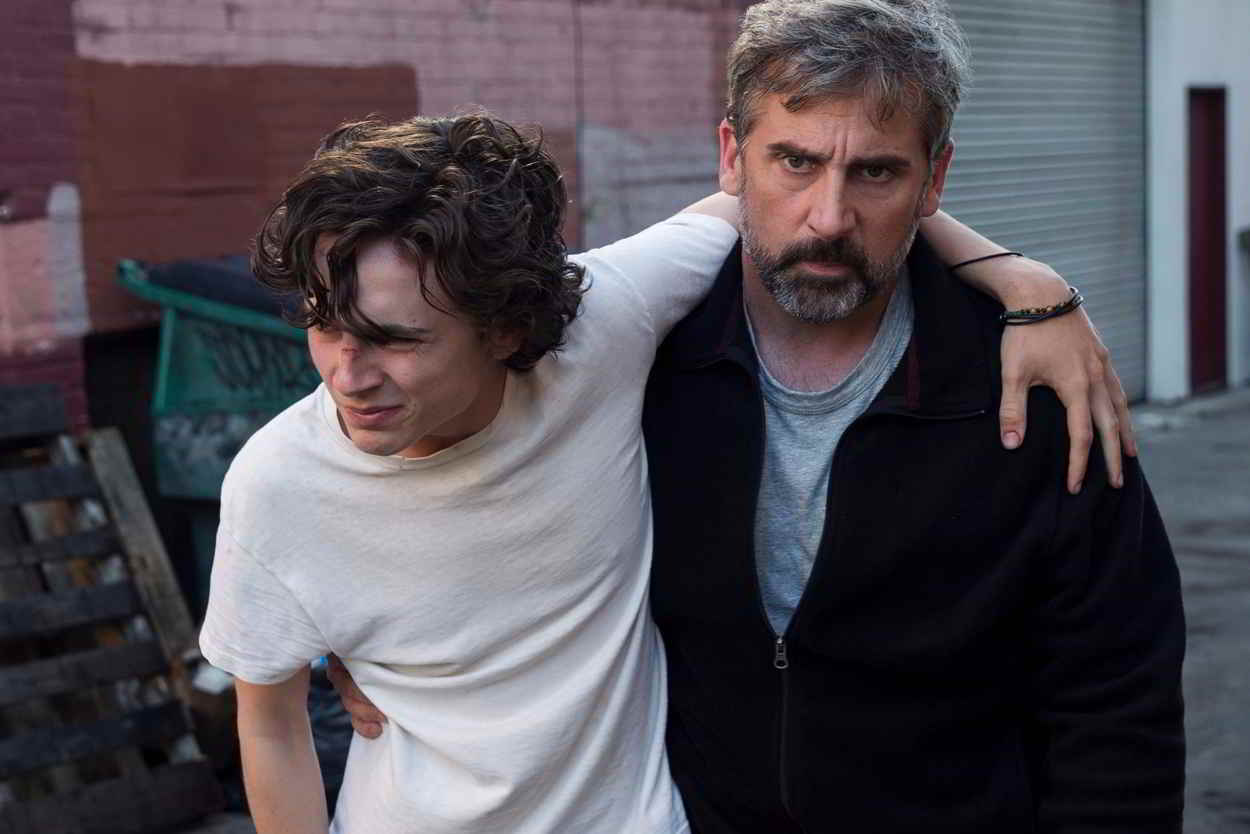 Beautiful Boy il nuovo film con Timothée Chalamet