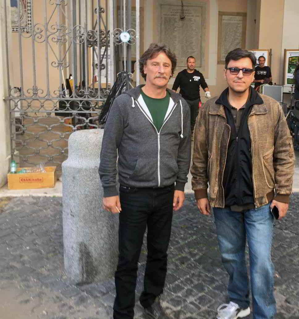 Il grande salto il film con Ricky Memphis e Giorgio Tirabassi