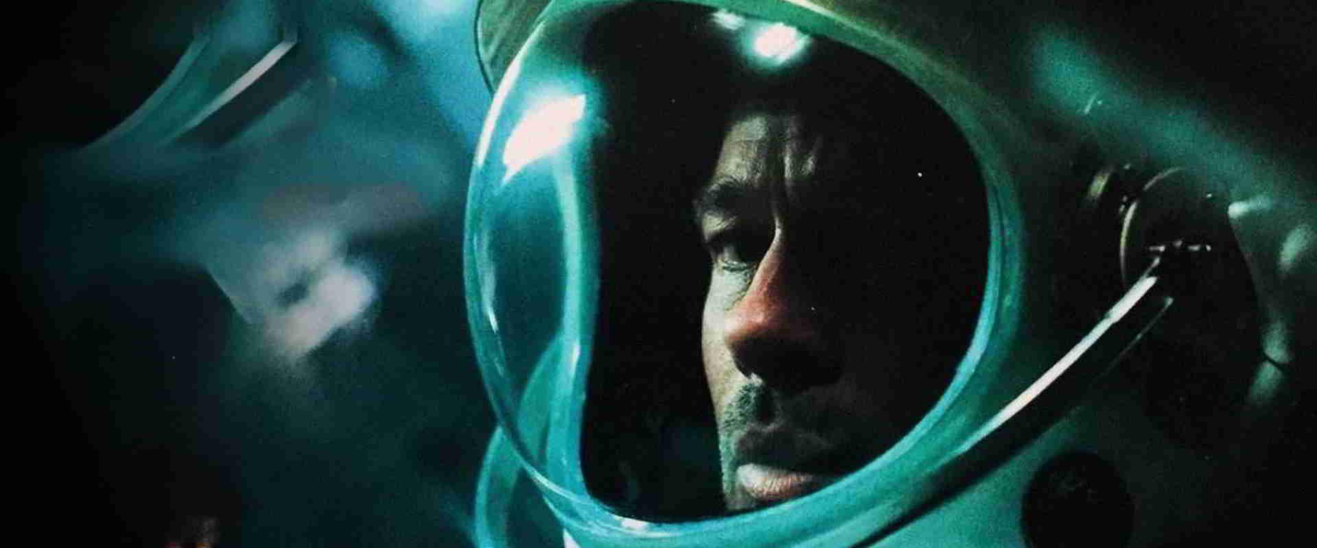 Ad Astra, il thriller fantascientifico con Brad Pitt