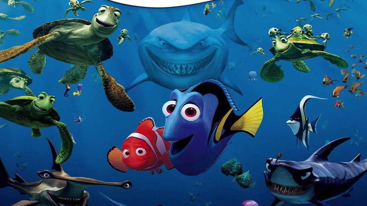 Le curiosità sul film Alla ricerca di Nemo