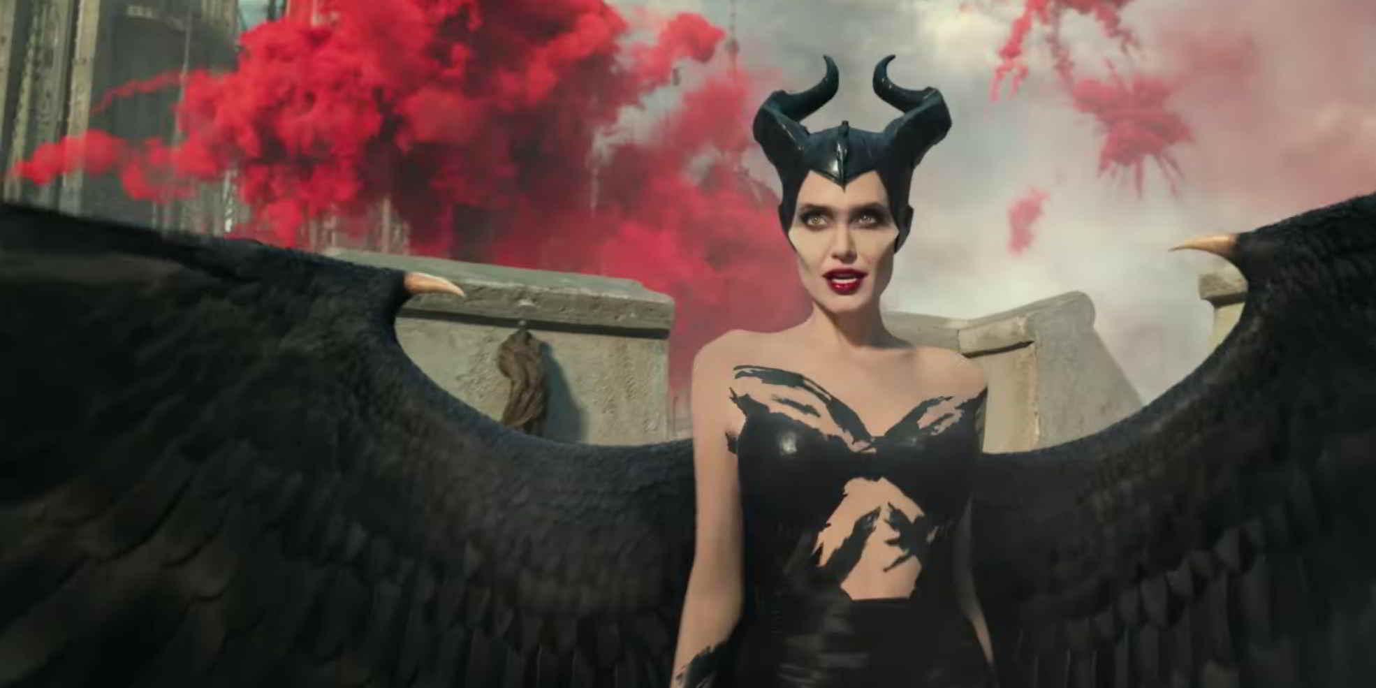 Maleficent – Signora del Male, il trailer inedito