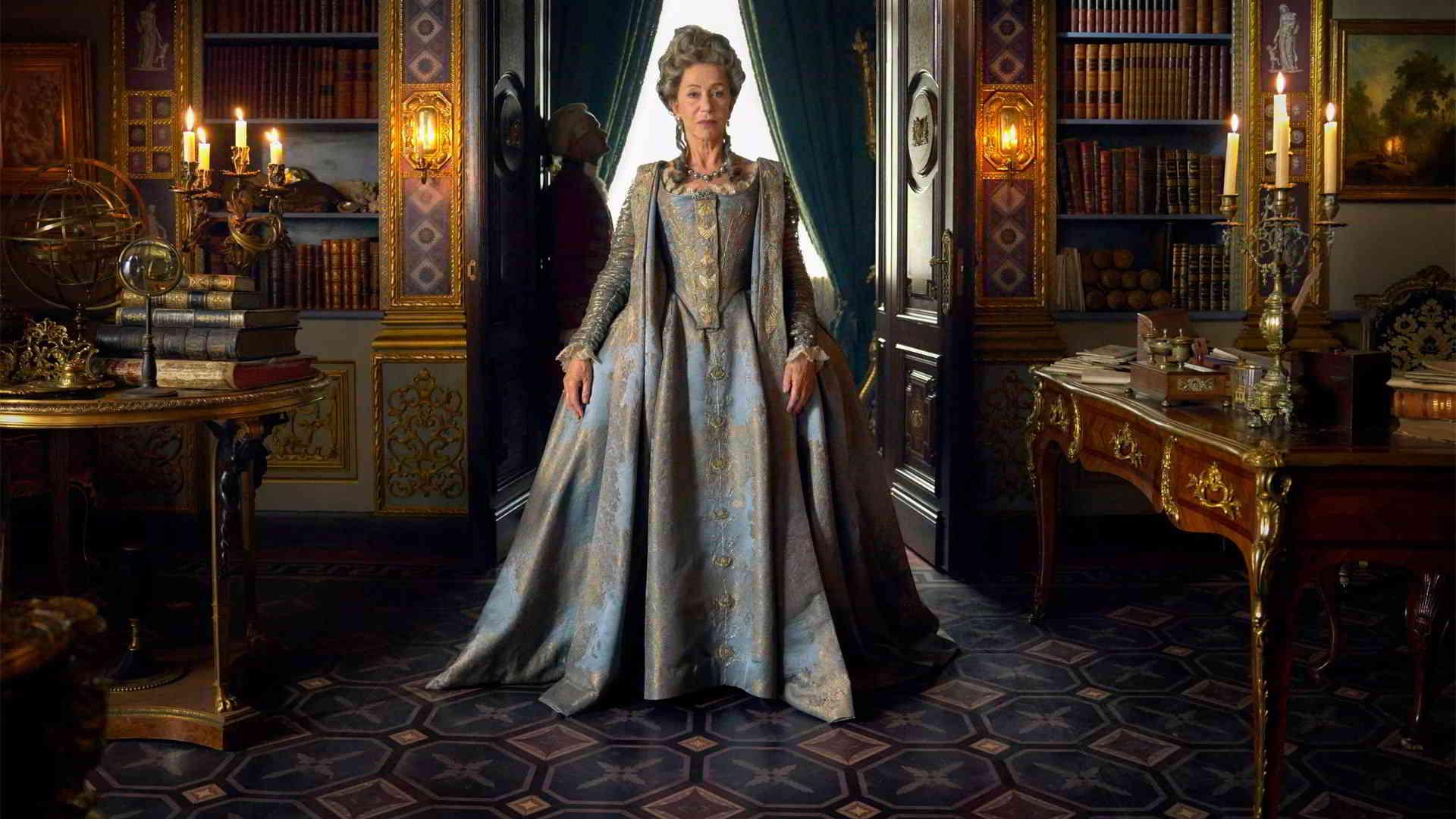 Helen Mirren sarà l'imperatrice in Caterina La Grande