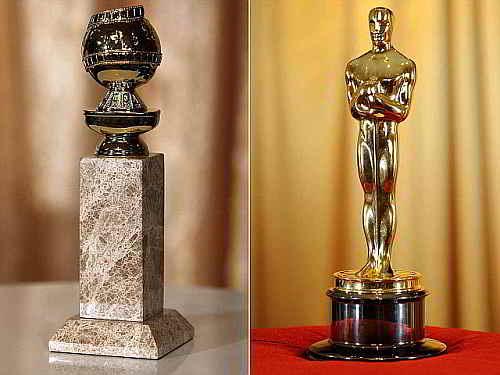 Vi siete mai chiesti qual è la differenza tra il premio Golden Globe e l'Oscar