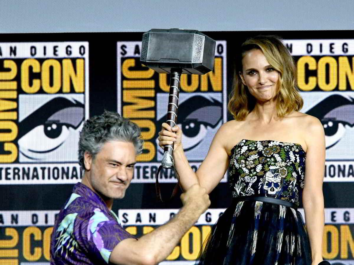 Nuovi scoop su Thor: Love and Thunder