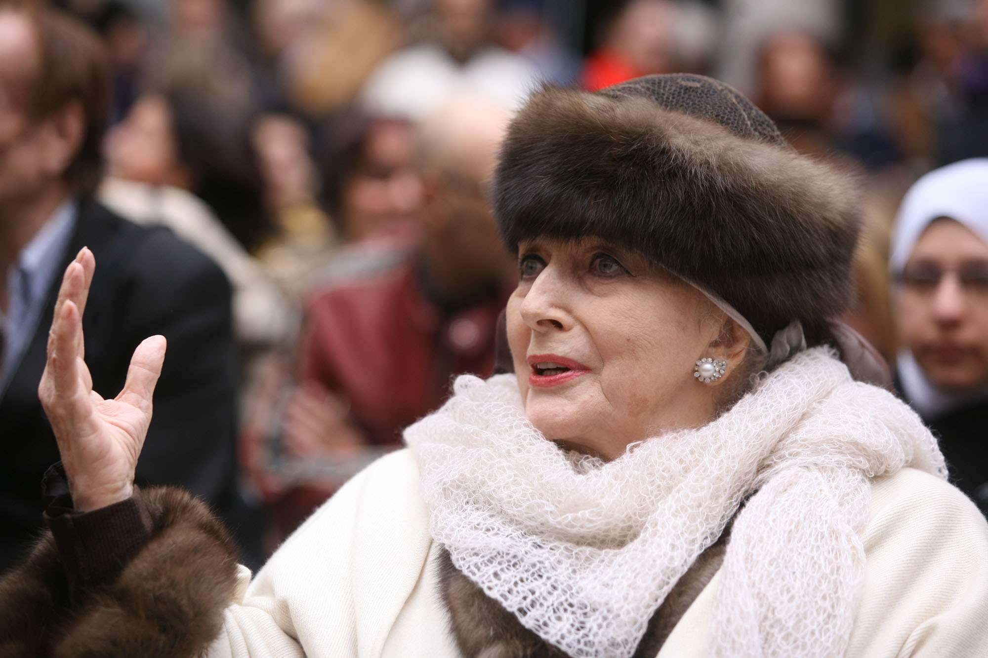 Valentina Cortese, la diva si è spenta a 96 anni