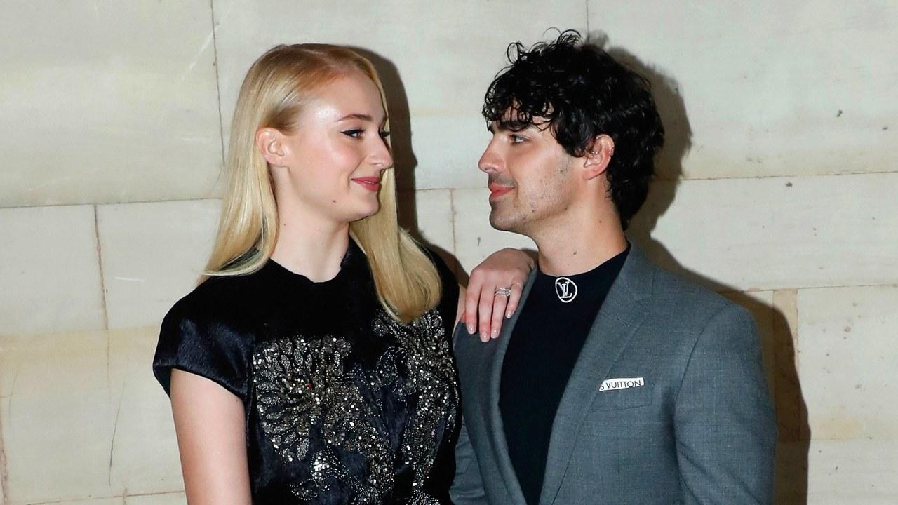 Sophie Turner e Joe Jonas, sposi in Provenza