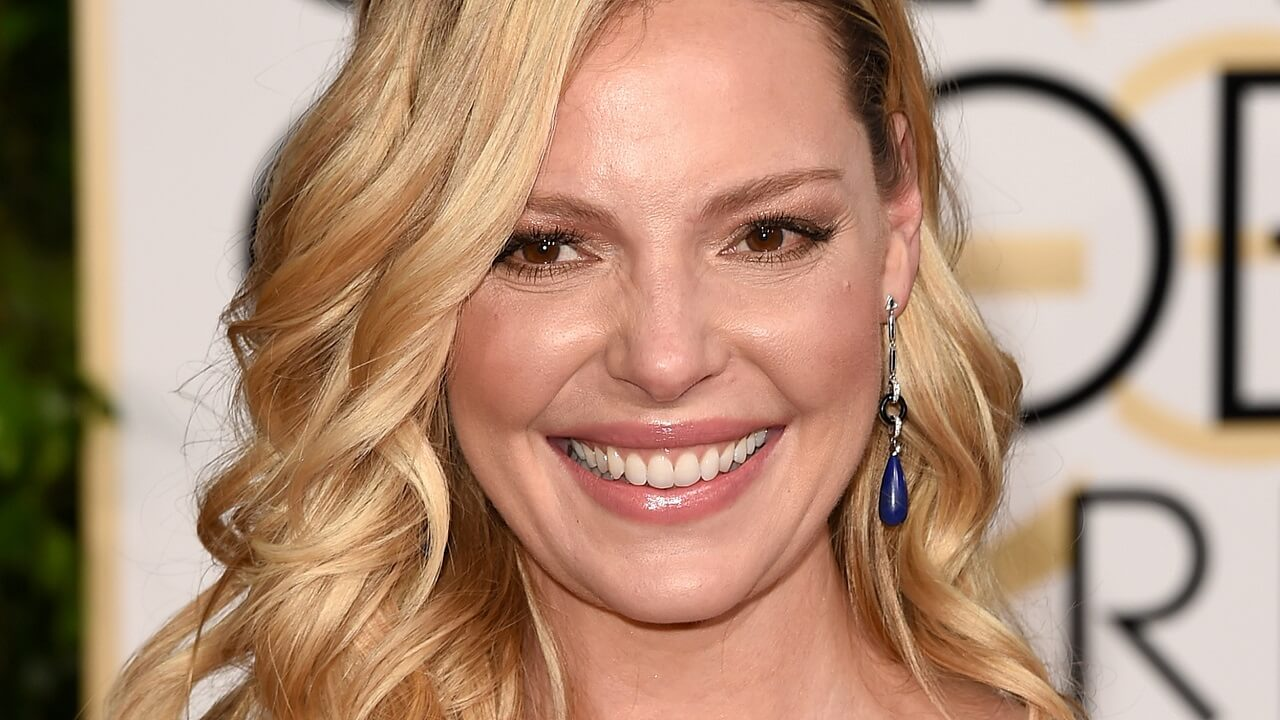 Grey's Anatomy Katherine Heigl non tornerà nella serie TV
