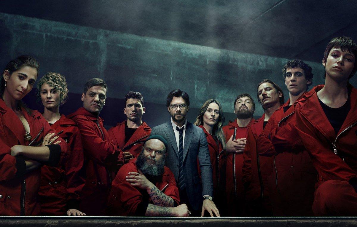 5 serie TV da vedere se vi è piaciuta La Casa di Carta