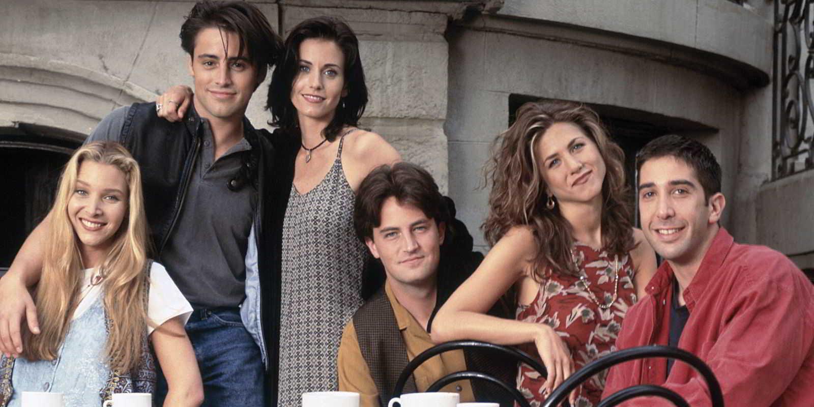 L'incredibile evento per festeggiare i 25 anni di Friends