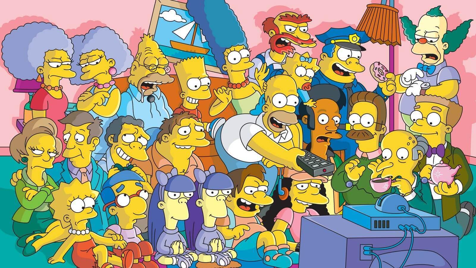 La famiglia Simpson tornerà al cinema con un secondo film