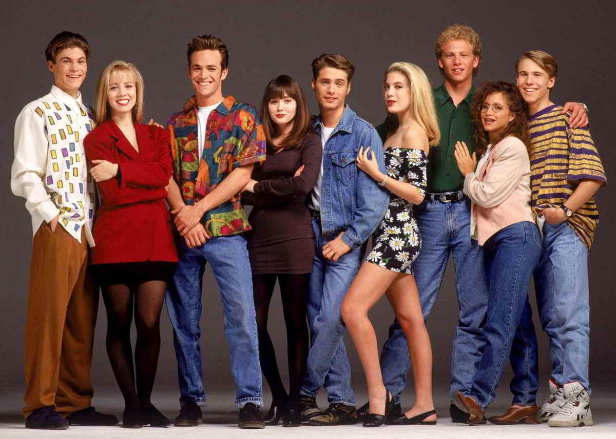 Aneddoti e curiosità sulla serie tv Beverly Hills 90210