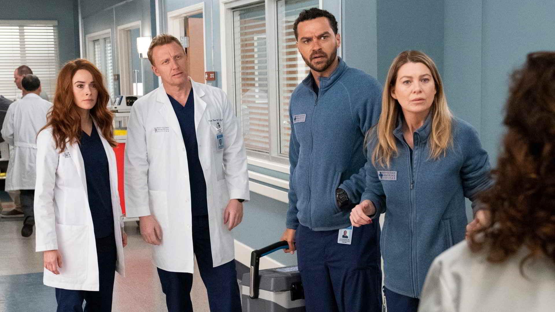 Grey's Anatomy le curiosità in attesa della nuova stagione