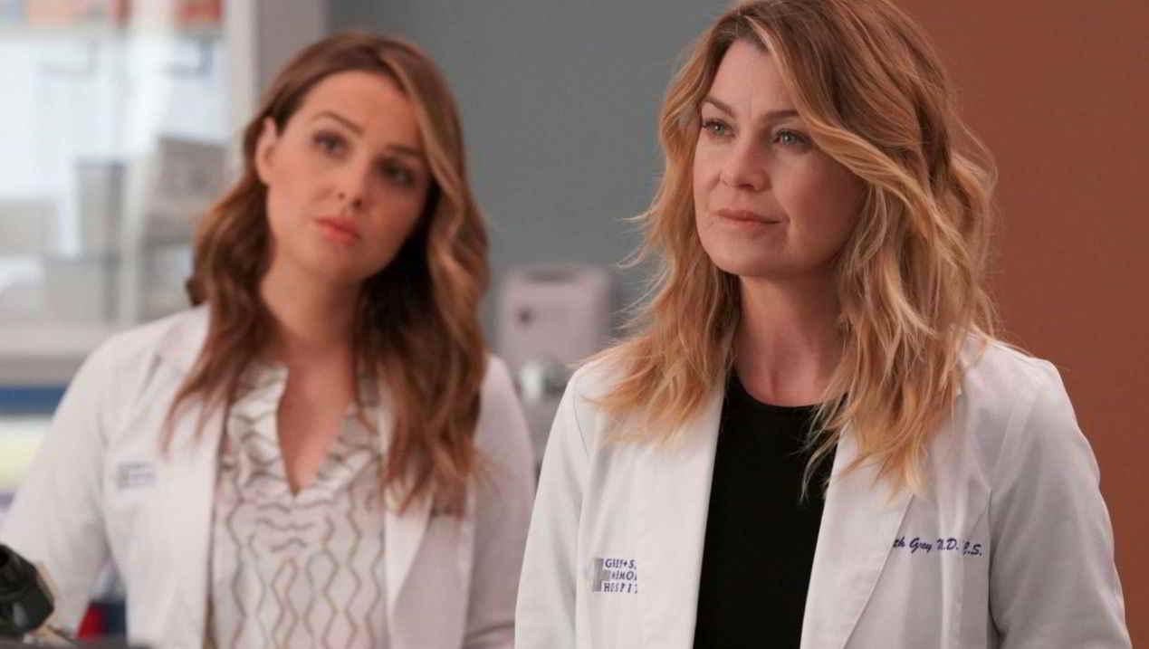 Grey's Anatomy 16: il ritorno di Meredith