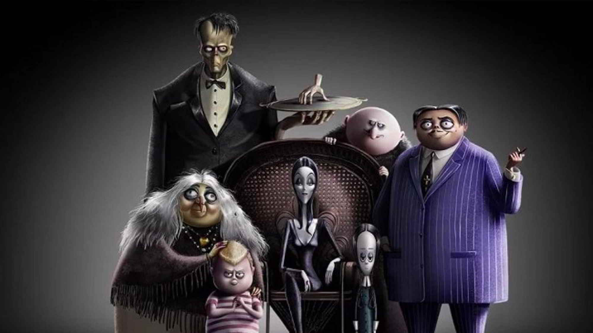 La Famiglia Addams al cinema ad Halloween