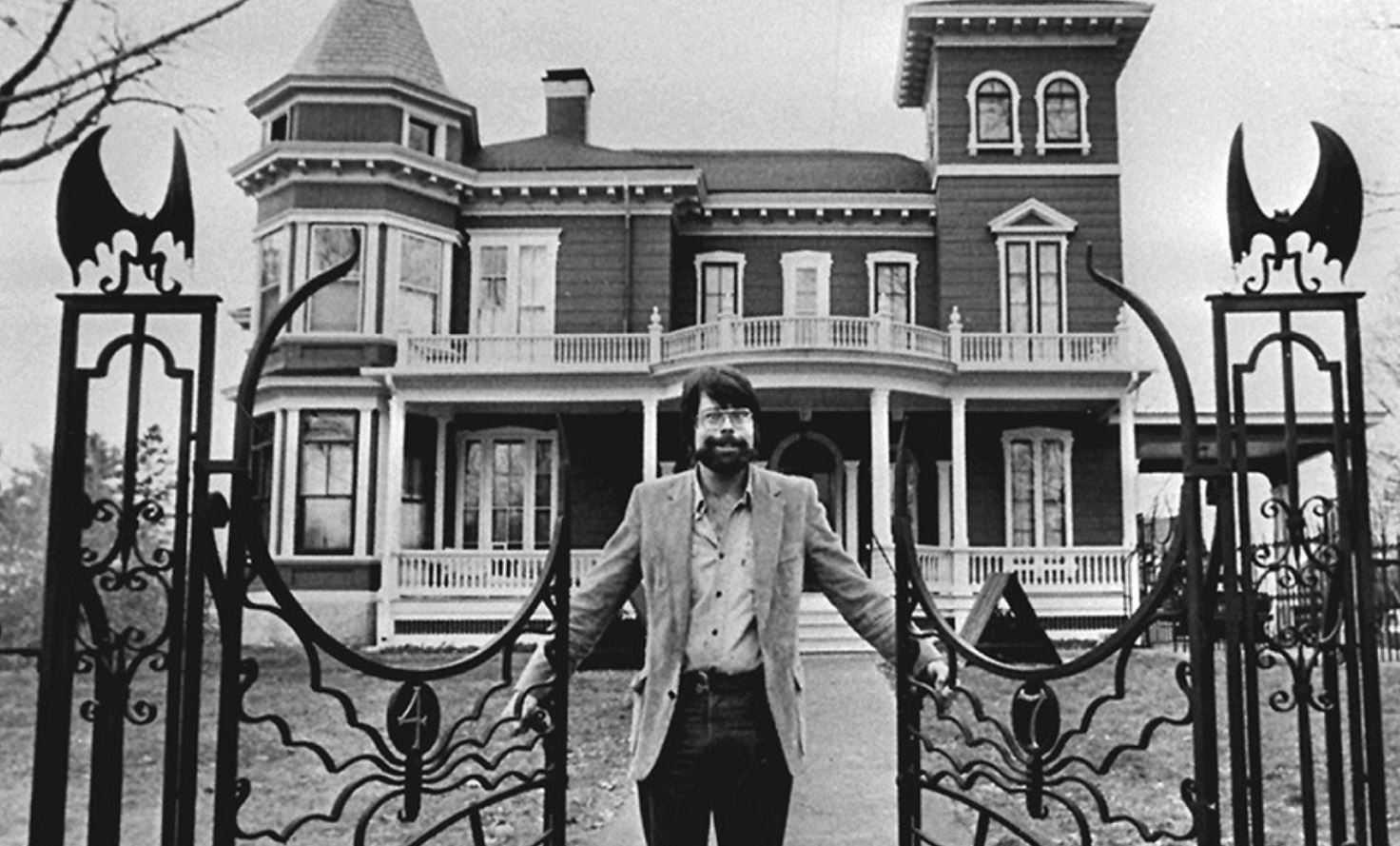 La terrificante casa di Stephen King diventa un museo