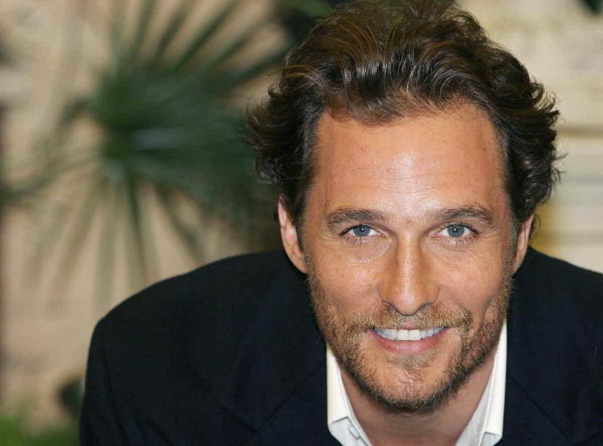 Matthew McConaughey oggi compie 50 anni