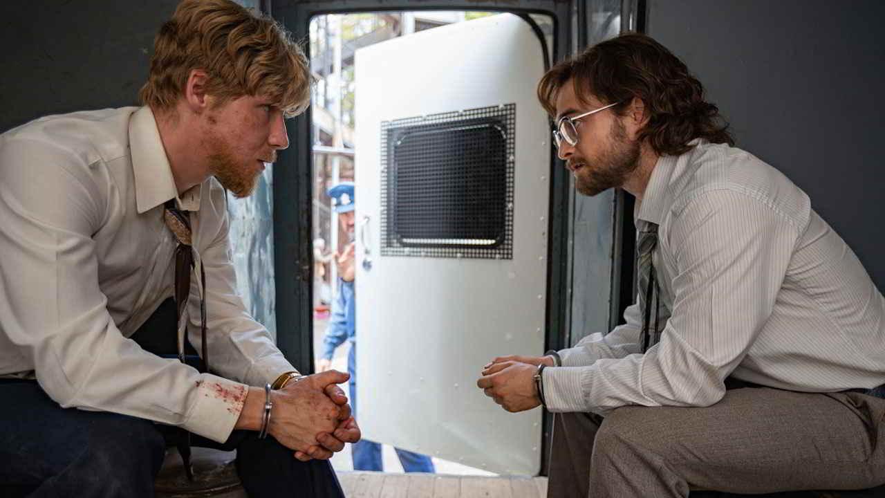 Escape from Pretoria il nuovo film con Daniel Radcliffe