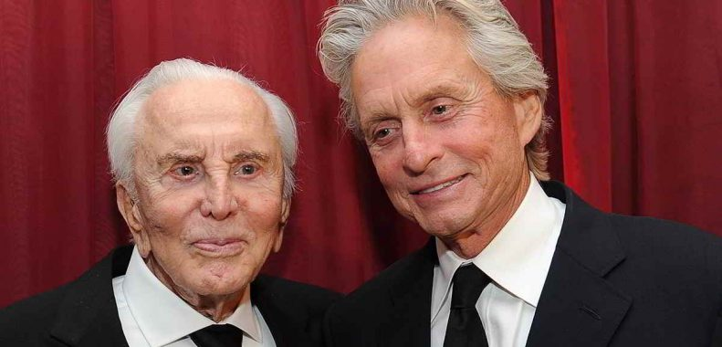 L'incredibile carriera di Kirk Douglas