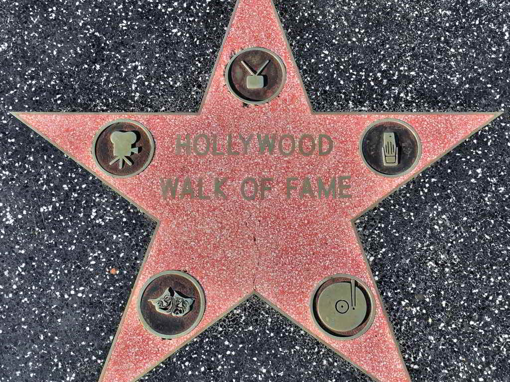 Hollywood Walk Of Fame cos'è