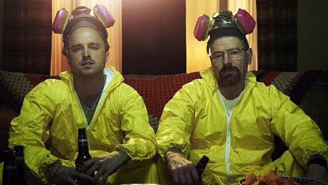 5 curiosità sulla serie tv Breaking Bad