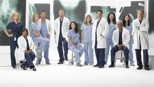 Grey's Anatomy le curiosità che non conosci