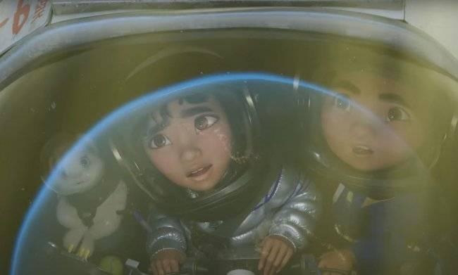 Over the Moon il film d'animazione di Glen Keane