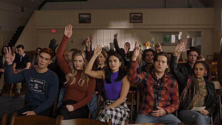 Riverdale 5 tutte le anticipazioni della serie